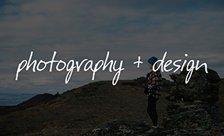 photography + design
